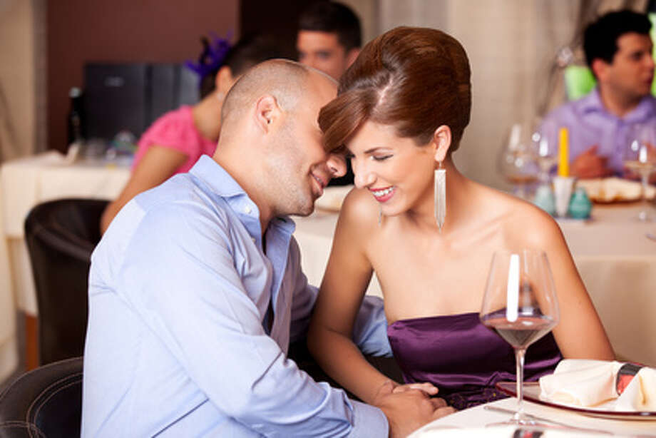 The 2017 Cost of Loving index estimates the cost of a candlelight dinner for two at a top restaurant is up 30 percent from last year. Photo: Photographer: Comaniciu Dan, . / Copyright: Comaniciu Dan
