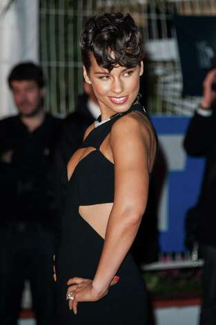 CANNES, FRANCE - JANUARY 26:  Alicia Keys attends the NRJ Music Awards 2013 at Palais des Festivals on January 26, 2013 in Cannes, France.  (Photo by Francois Durand/Getty Images) Photo: Francois Durand, Stringer / 2013 Getty Images