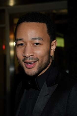WASHINGTON, DC - JANUARY 20:  Singer John Legend attends The Hip Hop Inaugural Ball II sponsored by Heineken USA at Harman Center for the Arts on January 20, 2013 in Washington, DC.  (Photo by Mike Coppola/Getty Images for Heineken) Photo: Mike Coppola, Staff / 2013 Getty Images