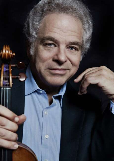 Violinist and conductor Itzhak Perlman Photo: Lisa-Marie Mazzucco