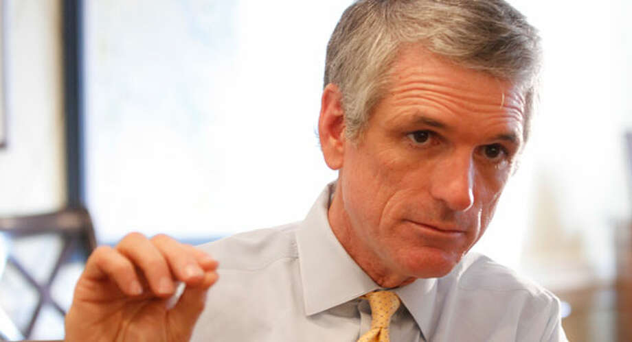 Rep. Scott Rigell, R-Va., a co-sponsor of the anti-gun trafficking bill. (AP photo) Photo: Steve Helber