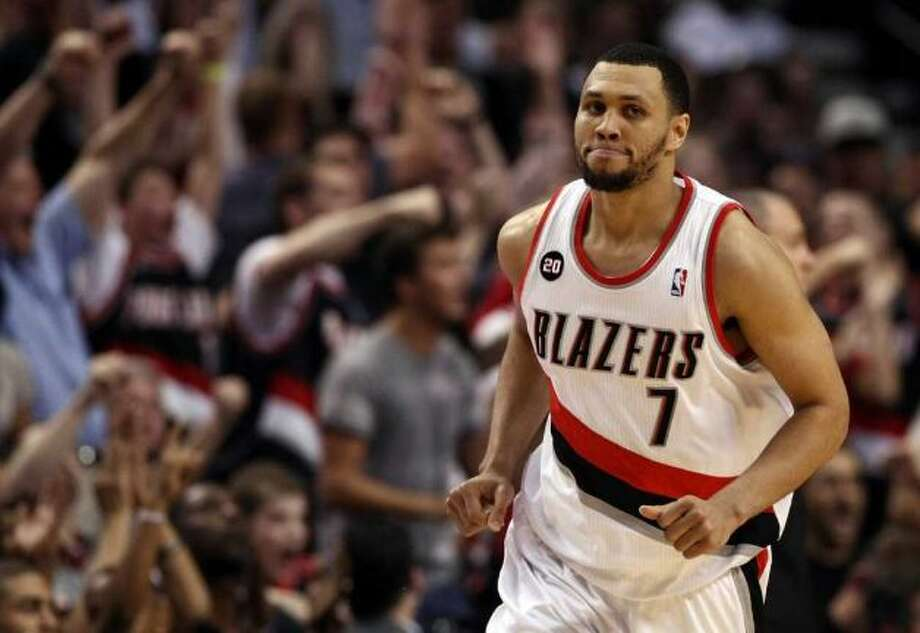 "Brandon Roy, Garfield, 2002:The 2006–07 NBA Rookie of the Year was also a P-I Sports Star of the Year in 2007 and selected for the NBA All-Star Game the following year. In the 2009 and 2010 All-Star Games he played more than any other Western Conference player. In his senior year at UW, Roy led the Huskies to the Sweet 16 with an average 20.2 points per game. In 2003, his biography ""The Brandon Roy Story"" was released by former P-I reporter Dan Raley. (Getty Images)"