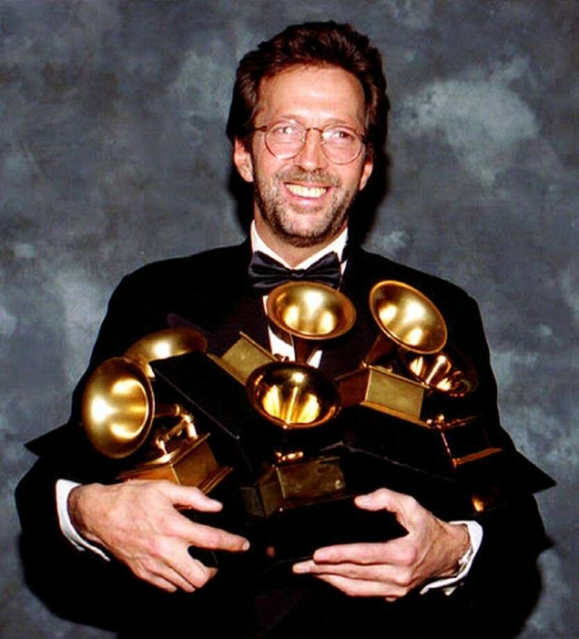 Eric Clapton beats Nirvana (1992): Think of 1992 and you can't help but think of Nirvana's Smells Like Teen Spirit, easily one of the greatest rock songs ever. Not according to the members of the Recording Academy, who thought the year was better defined by an acoustic reworking of Eric Clapton's 1971 ballad Layla, recorded for a yawn-inducing episode of MTV Unplugged.