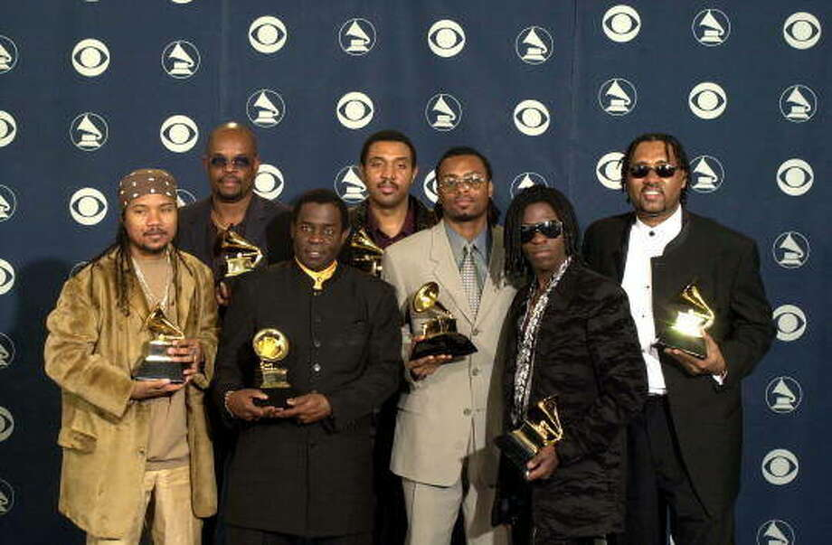 Baha Men win Best Dance Recording (2001): Baha Men's cover version of Who Let the Dogs Out? might sound fine between innings at a minor league baseball game, but the best dance song in the year Daft Punk released One More Time and Madonna put out Music? Yes, according to the Grammy voters, who completely shut out the potential contenders.