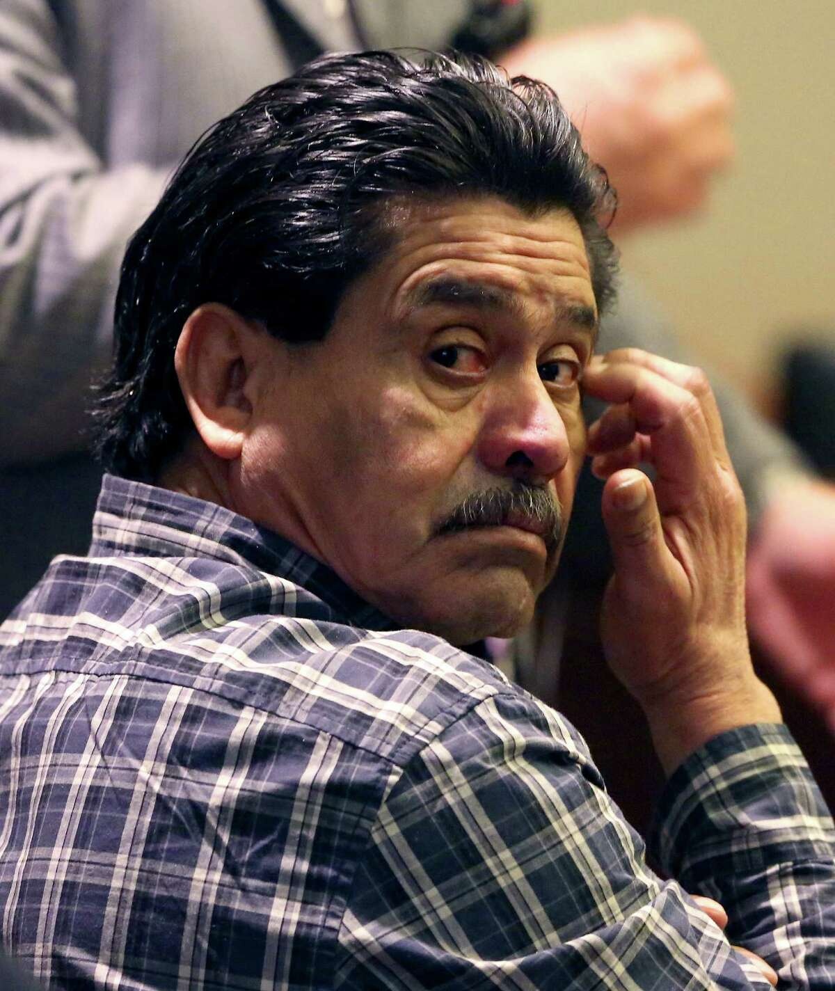 Juan Cavalos, 57, was arrested about a year after Cadido Estrada was found bleeding and with a faint pulse.