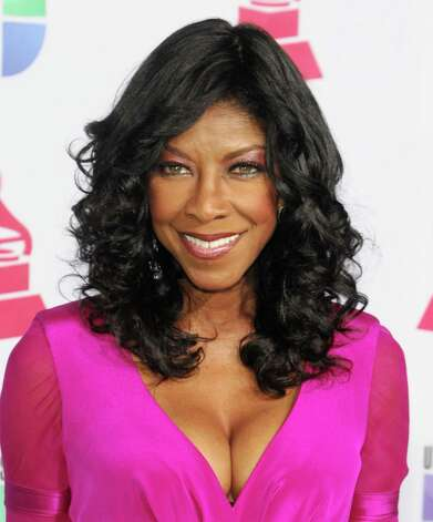 Natalie Cole arrives at the 13th Annual Latin Grammy Awards at Mandalay Bay on Thursday, Nov. 15, 2012, in Las Vegas. (Photo by Brenton Ho/Powers Imagery/Invision/AP) Photo: Brenton Ho / Invision