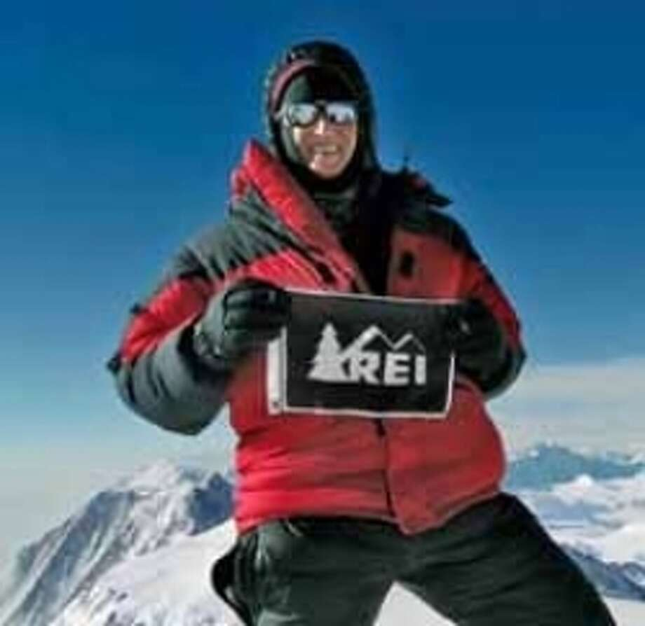 Then-REI chief executive Sally Jewell climbed to the highest summit in Antarctica before she became U.S. Interior secretary under President Obama.