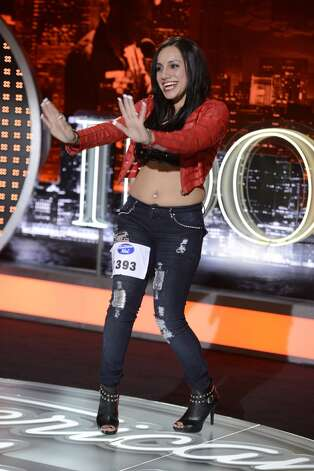 Savannah Votion competes on 'American Idol.' Photo: Courtesy