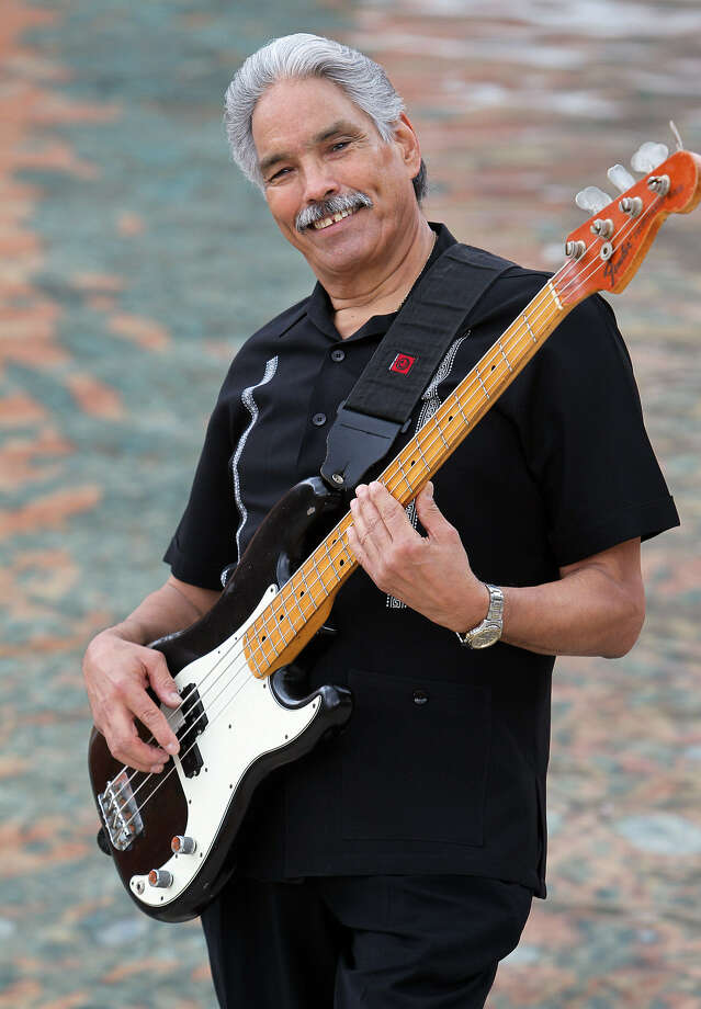 Ernie Garibay will headline the oldies dance at Guadalupe Theater. Photo: Express-News File Photo