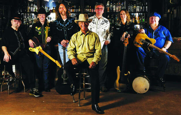 The Lucky Tomblin Band of Austin will perform tonight on the grounds of the San Antonio Stock Show & Rodeo. Photo: Courtesy Mark Pucci Media
