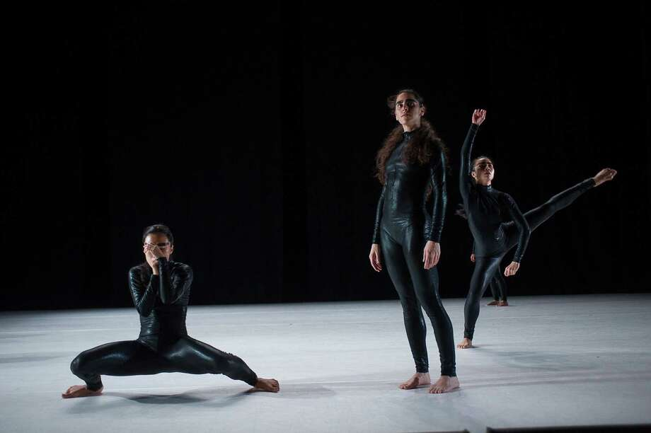 "LeeSaar The Company: ""grass and jackals"" will be performed Friday, February 8, 2013, 8:00 pm at Mass MoCA (Christopher Duggan)"