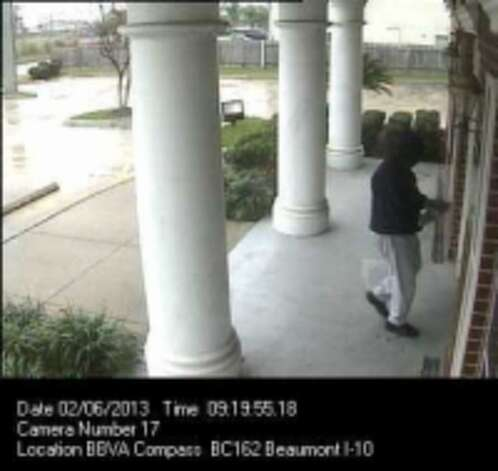 BBVA Compass bank was robbed early Wednesday morning. Photo: Beaumont Police Department