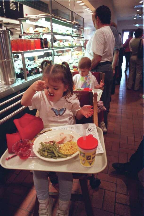 Cleburne Cafeteria- Nissandriver Photo: E. Joseph Deering, Houston Chronicle / Houston Chronicle