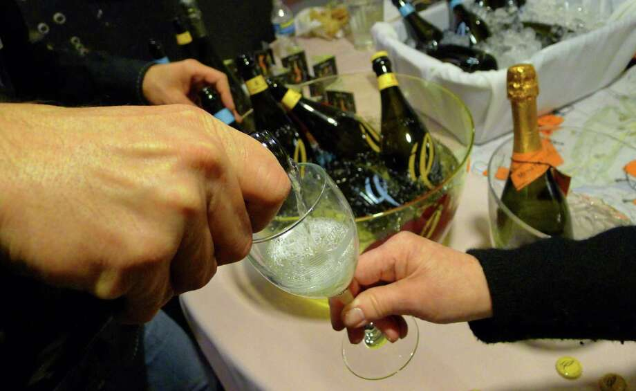 Proctors in Schenectady will host its annual Capital Region Wine Festival on Friday and Saturday. Click here for more information.  Photo: Michael P. Farrell / 10012036A