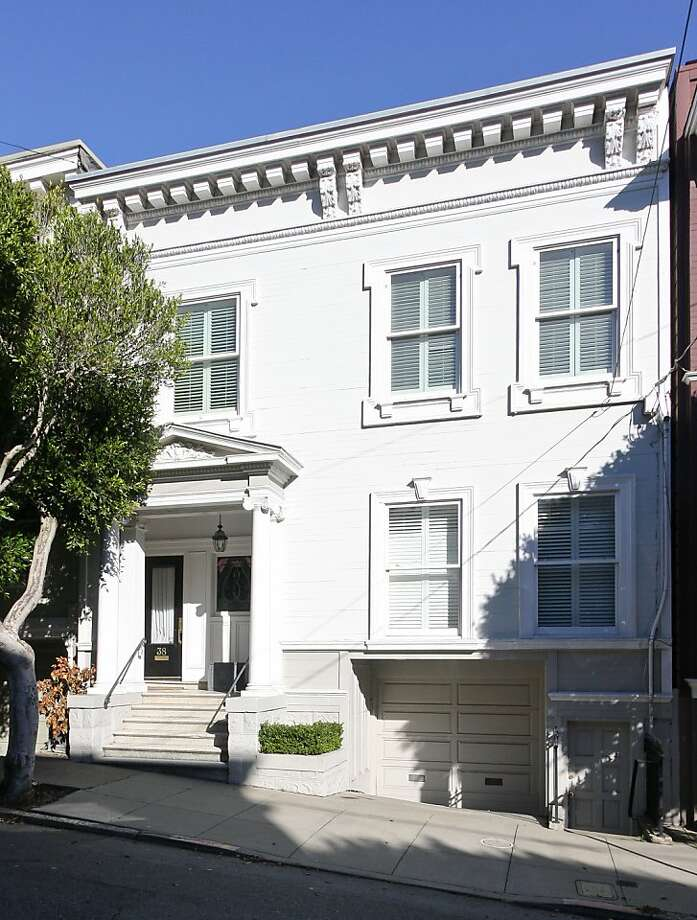 38 Divisadero St. Photo: William Botero