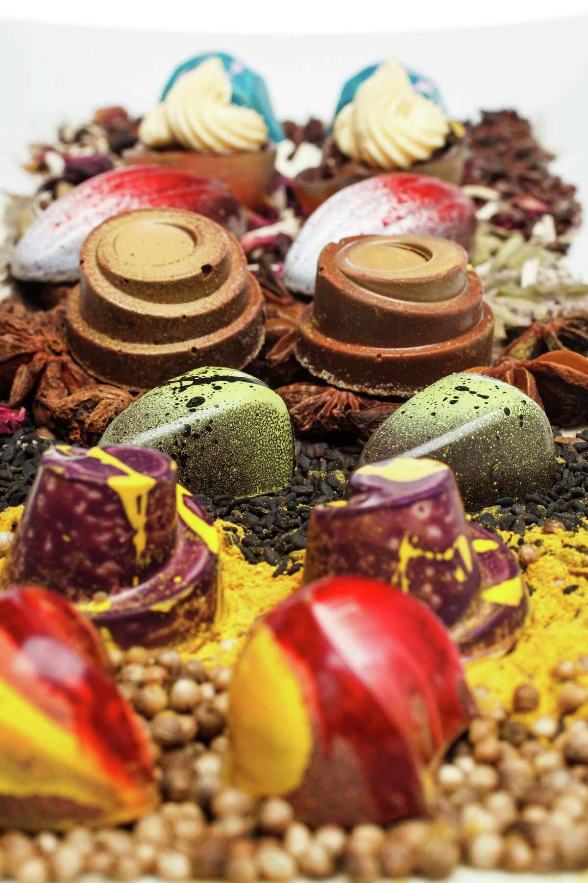 Cacao & Cardamom chocolates are available at cacaoandcardamom.com.