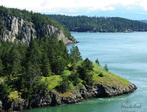 Deception Pass State Park, on Whidbey Island, Wash. Photo: Wanderlust Hospitality