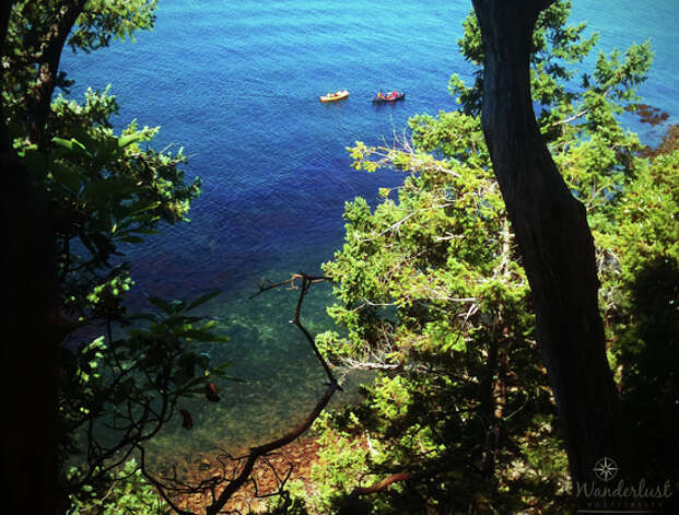 Moran State Park, on Orcas Island, Wash. Photo: Wanderlust Hospitality