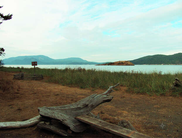 Spencer Spit State Park, on Lopez Island, Wash. Photo: Wanderlust Hospitality