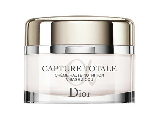 The new Dior Capture Totale Multi-Perfect Creme for Face and Neck targets deep skin cells and faciliates cell regeneration. It retails for $155 at Sephora and dior.com. Photo: Dior / Dior