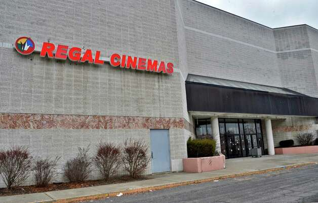 Regal Cinemas sign at Latham Circle Mall Wednesday morning, Feb. 6, 2013, in Latham N.Y.  (John Carl D'Annibale / Times Union) Photo: John Carl D'Annibale / 10021064A