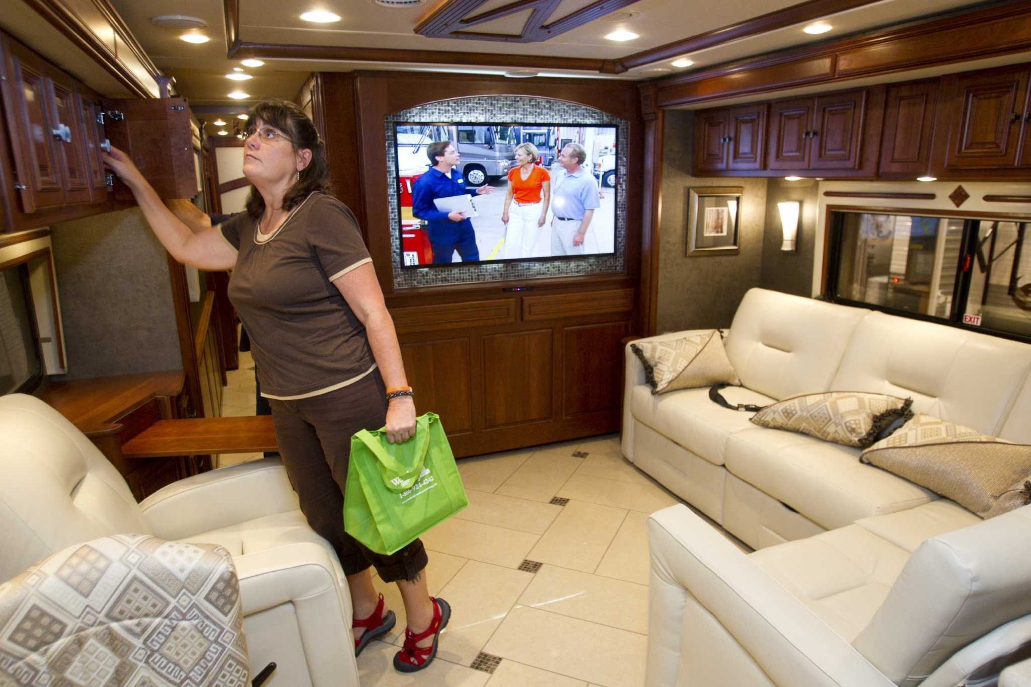 RV Homes Getting More Fuel Efficient