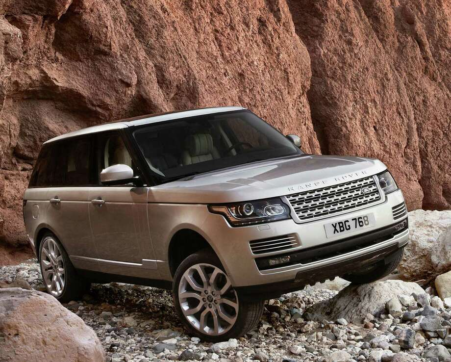 The 2013 Land Rover Range Rover was completely redesigned for 2013 on an all-new aluminum unibody chassis. Photo: Photos By Jaguar Land Rover North America