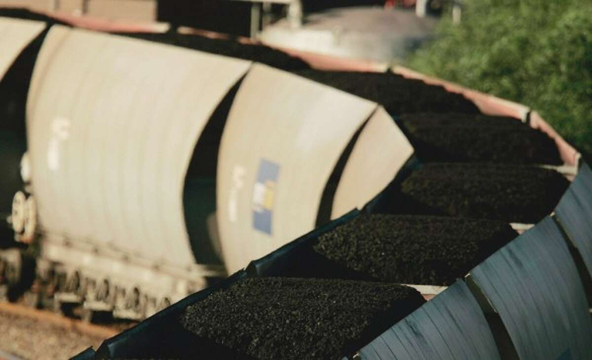 CUp to 16 coal trains a day would head across the state to Longview if the Millennium Bulk Terminal coal expoert terminal is ever built. The state has denied permits to the project.