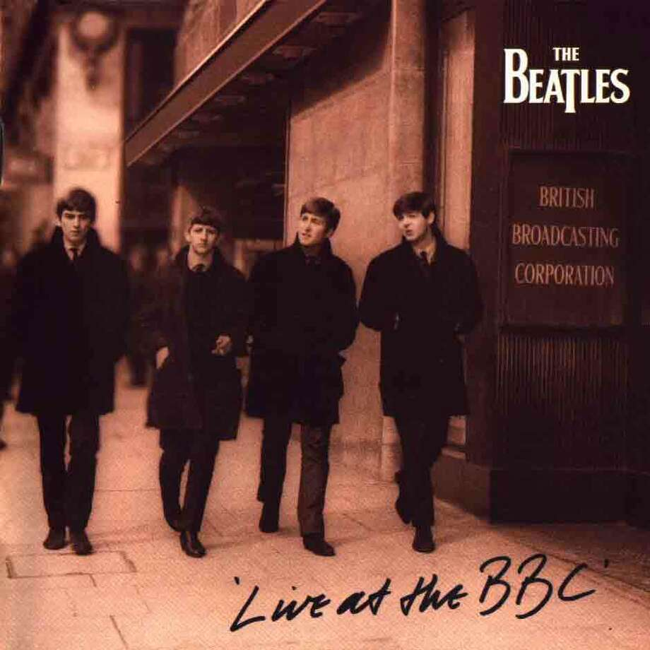 "The Beatles - ""Live at the BBC:"" These tracks had been circulating as bootlegs for decades and most the songs were previously recorded by the band, but this is another one of the album releases that arguably made 1994 the best single year for album releases in the 1990s. (Album cover)"