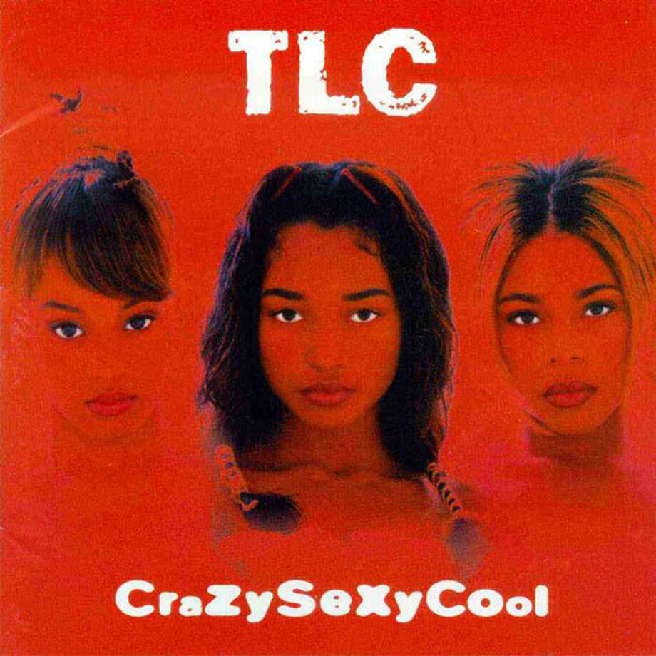 "TLC – ""CrazySexyCool:""This 1994 release included ""Waterfalls"" and ""Ceep"" – two songs that are provide instant nostalgia for people now in their early and mid-30s. (Album cover)"