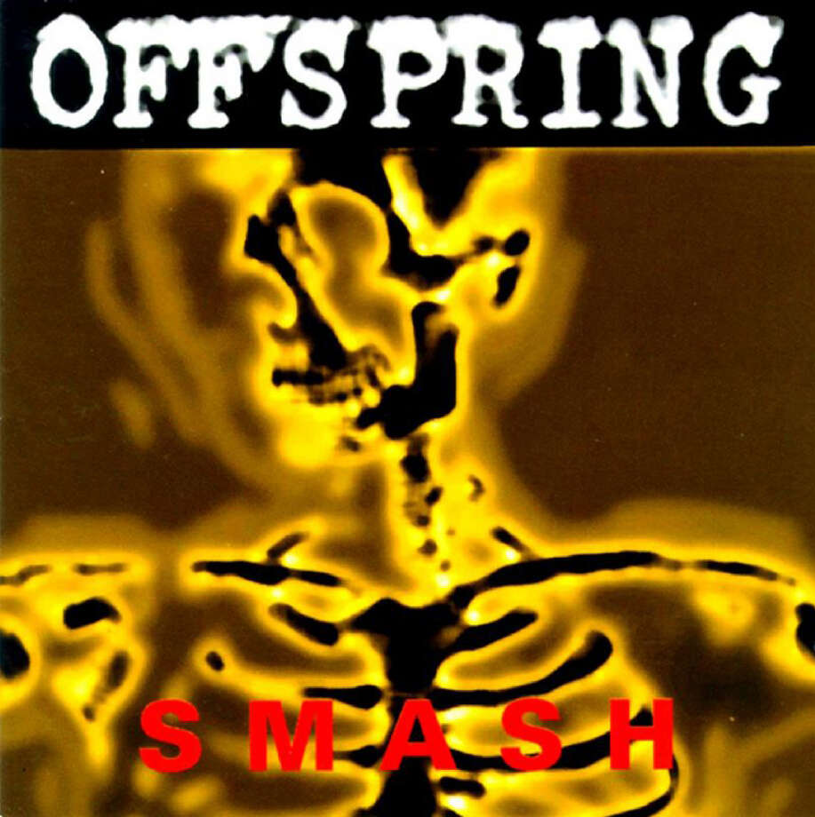"The Offspring – ""Smash:"" Before ""Pretty Fly (for a White Guy)"" and ""Why Don't You Get a Job,"" The Offspring was getting airplay in 1994 with ""Self Esteem"" and ""Come Out and Play"" (Keep 'Em Separated.) (Album cover)"