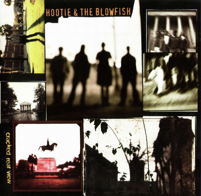 """Hootie and the Blowfish –- """"Cracked Rear View:"""" Who didn't have a copy of this 1994 release? It's still among the top 20 all-time U.S. best-selling albums. (Album cover)"""