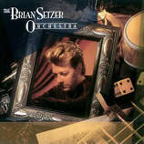 "The Brian Setzer Orchestra – ""The Brian Setzer Orchestra:"" This was the band's first official studio release that helped lead to the mid-90s swing craze. This record had a cover of ""Route 66"" and others - it was a later album that had ""Jump Jive and Wail."" (Album cover)"