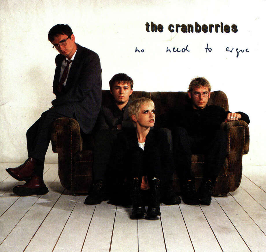 "Cranberries –- No Need To Argue:""  This second studio album by the Irish band debuted in 1994 and was another MTV favorite with ""Zombie."" It has sold more than 16 million copies worldwide. (Album cover)"