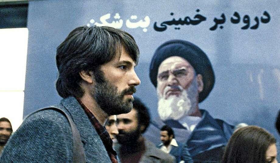 "Ben Affleck stars in Oscar-winning ""Argo"" about U.S. Embassy staffers who escaped Iran in 1979. Photo: Warner Bros. 2012"