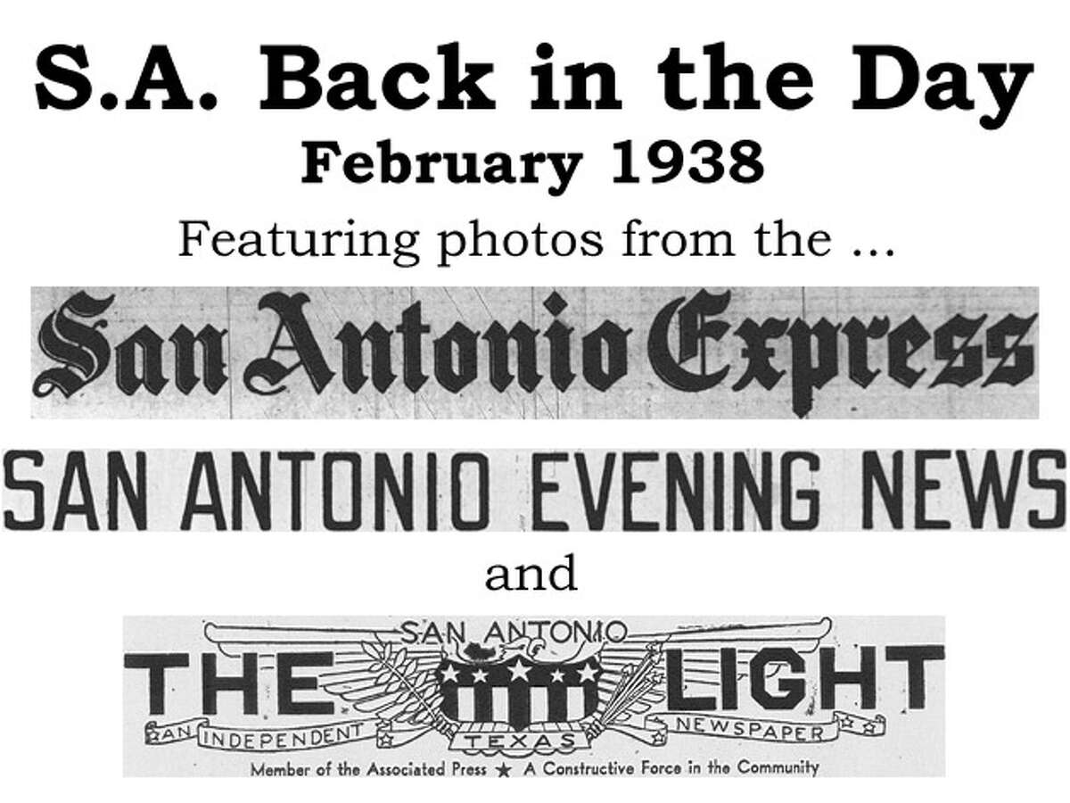 We've combed through the San Antonio Express, San Antonio News and San Antonio Light archives to bring you the best photos from the Alamo City 75 years ago, for the most part using the original photo captions, with exceptions to provide more information. Enjoy! Compiled by Merrisa Brown, mySA.com.