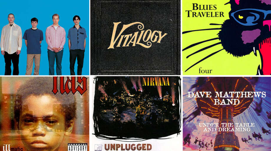 Why was 1994 so great? Look at the artists who had debut major-label albums that year: OutKast,  Nas, Notorious B.I.G., Warren G, Weezer, Dave Matthews Band, Ben  Harper, Usher, Soul Coughing, Korn, Bush, Oasis, Keb' Mo', Marilyn  Manson. Many of those artists are still around today, and those songs  from 1994 still resonate.