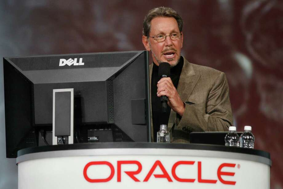 Oracle CEO Larry Ellison races large yachts in his spare time. His idea of yachting isn't relaxing off some deserted island, but rather to race against some of the fastest sailboats in the world.