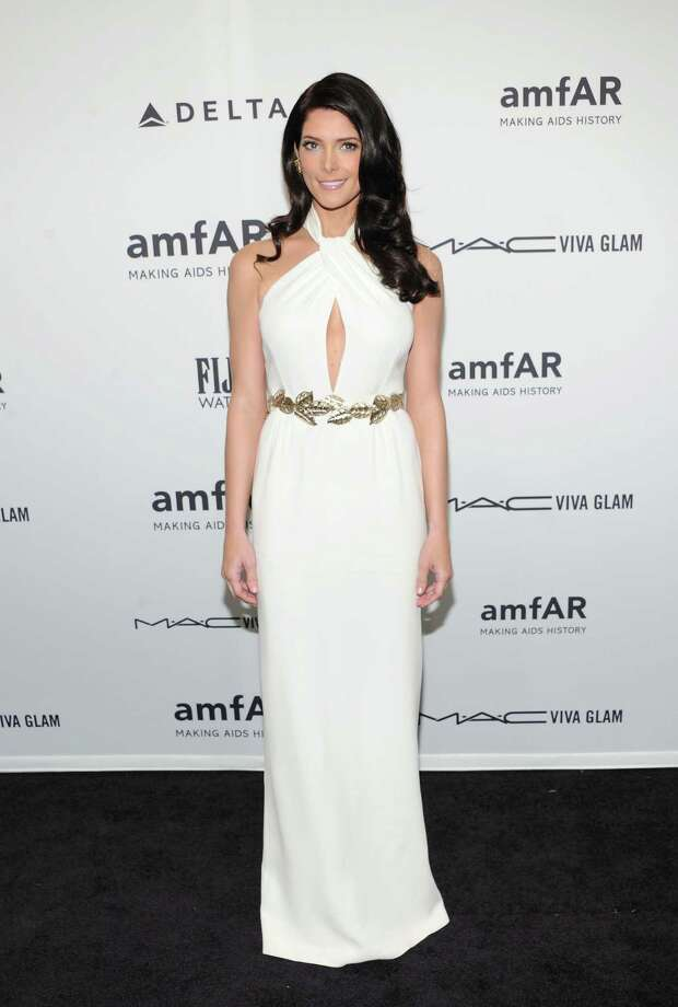 Actress Ashley Greene attends amfAR's New York gala at Cipriani Wall Street on Wednesday, Feb. 6, 2013 in New York. Photo: Evan Agostini, Evan Agostini/Invision/AP / Invision