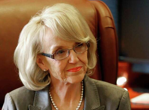Arizona Gov. Jan Brewer has announced she would accept the expansion of Medicaid offered under the Affordable Care Act. Brewer had been a leading opponent of the overhaul, and her decision got widespread attention. Photo: Matt York, Associated Press / AP