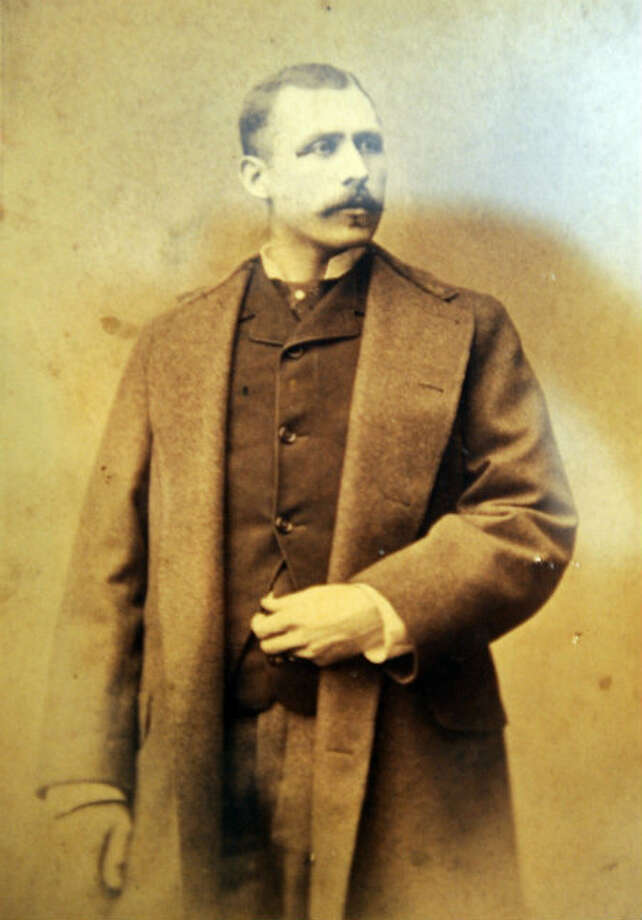 Historical photo of Anthony Lucas
