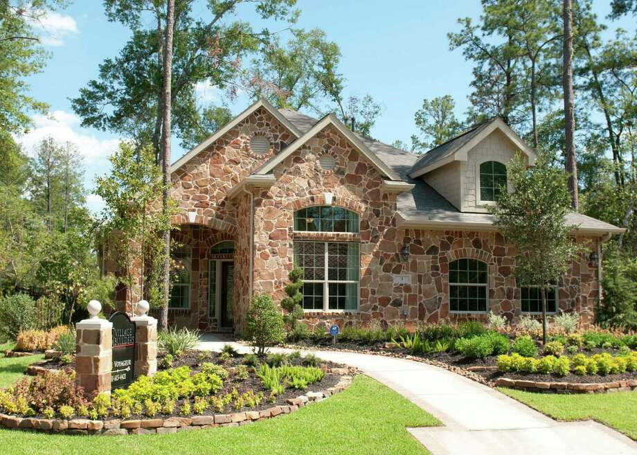 Village Builders Presents The Montgomery Design, A Patio Home At Lake  Voyageur In The Village