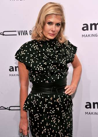 Tara Subkoff attends the amfAR New York Gala to kick off Fall 2013 Fashion Week at Cipriani Wall Street on February 6, 2013 in New York City.  (Photo by Stephen Lovekin/Getty Images for Mercedes-Benz Fashion Week) Photo: Stephen Lovekin, (Credit Too Long, See Caption) / 2013 Getty Images
