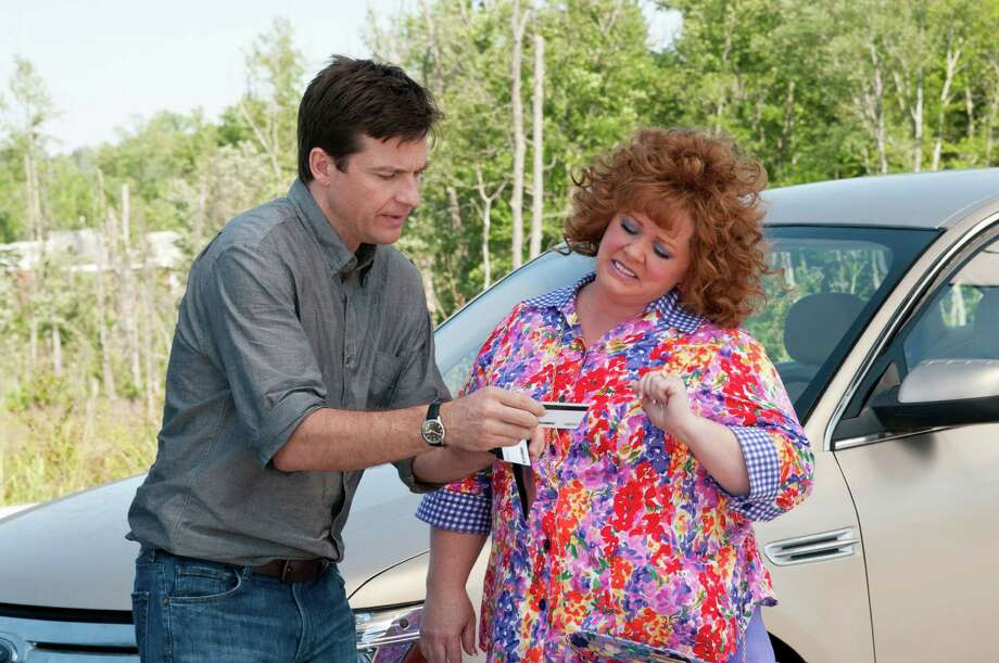 """Identity Thief,"" starring Jason Bateman and Melissa McCarthy, fails to take full advantage of the comedic talents of the lead actors. Photo: Universal Pictures / ©Universal Pictures"