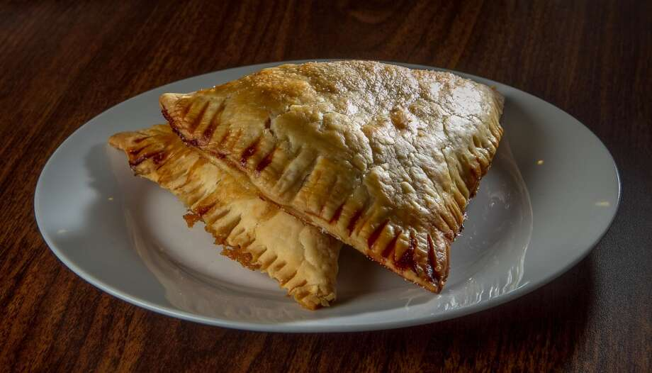 The Sweet Potato turnover at Chicken Diva.