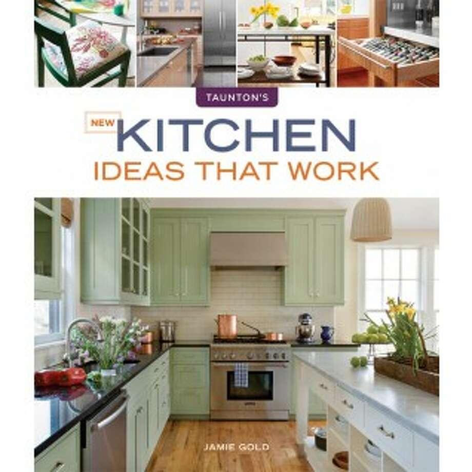 """""""New Kitchen Ideas that Work"""" by Jamie Gold"""