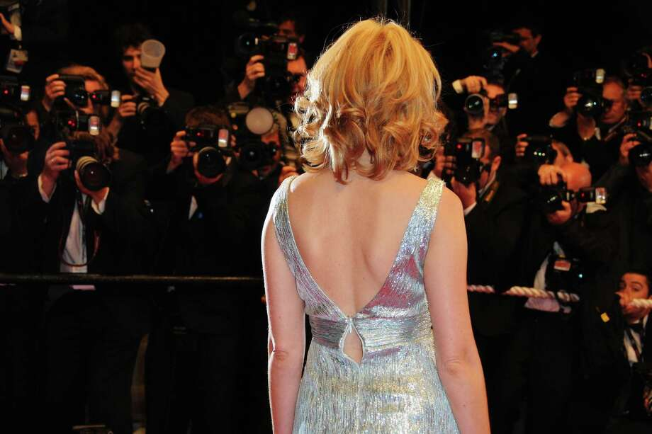 Can you guess which actress walked the red carpet during a Cannes Film Festival with a busted zipper in the back?  Photo: Pascal Le Segretain, Getty Images / 2009 Getty Images