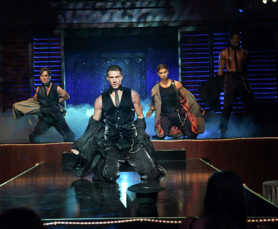 """Magic Mike Tour: Las Vegas"" is coming to Laredo on March 9 featuring dancers from the original film.  Photo: CLAUDETTE BARIUS / WARNER BROTHERS PICTURES"