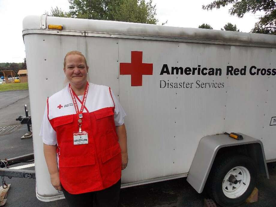 Dotty Haines of the Northeast New York Chapter of the American Red Cross. (Submitted photo)