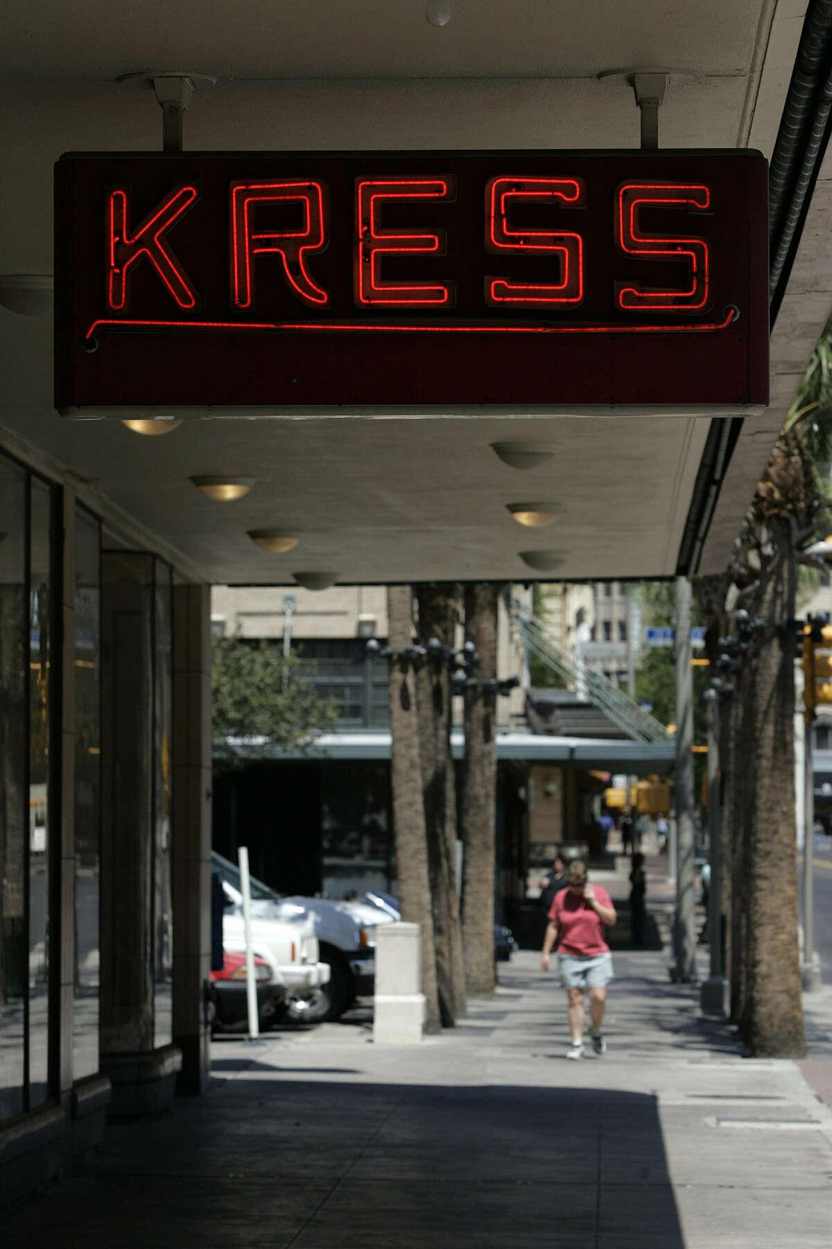 The Kress Building.
